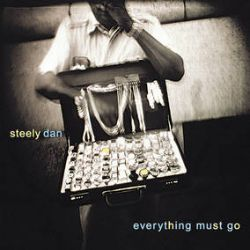 """Steely Dan - Everything Must Go (LP) - Steely Dan's final studio album with founding member Walter Becker. It was released in 2003, thirty years after their debut album and ended their studio album releases on a high with a Top-10 album in the US Billboard 200. It features the track """"Slang of Ages"""" noted as the only Steely Dan song to feature Becker on lead vocals. Now on vinyl worldwide for the first time. 180gram. Limited to 10,000 copies. (RSD389)"""