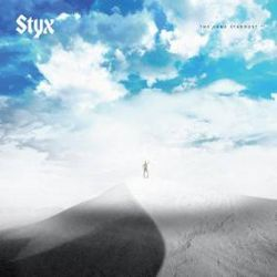 """Styx - The Same Stardust EP  (12"""") - 7 tracks; Two new songs, only available on this 12"""" and 5 live songs from Styx Fix series. (RSD395)"""