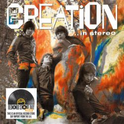 """The Creation - In Stereo (2LP) - Pressed on 2 x 180g psychedelic splatter heavyweight vinyl & presented in an original gatefold sleeve. These are the stereo mixes of the influential UK 60s band (produced by Shel Talmy (The Who, The Kinks)), and compiled on vinyl for the first time. Features all nineteen new stereo mixes created in 2016 Including """"Biff Bang Pow"""", """"Painter Man"""" and both versions of """"How Does It Feel To Feel"""". (RSD237)"""