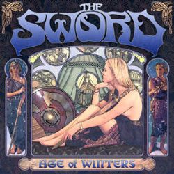 The Sword - Age of Winters -15th Anniversary Edition  (LP) - Features a metallic silver, embossed jacket and limited edition Purple Frost color vinyl, limited to 4000. (RSD401)