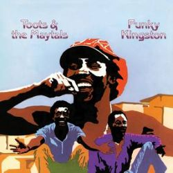 Toots & The Maytals - Funky Kingston  (LP) - The music world lost a true pioneer in 2020 with the passing of Toots Hibbert. His influence on reggae cannot be understated. To celebrate Toots' lifetime of accomplishments and achievements Get On Down presents Funky Kingston in a special one-time only turquoise & cream white split colored pressing. (RSD408)