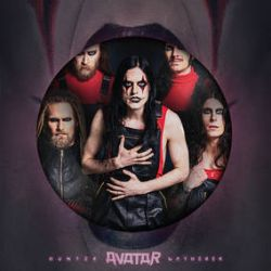 Avatar - Hunter Gatherer  (2LP picture disc in a die cut sleeve). Disc one is the current album, and disc two is a four song live e.p. recorded in Paris. 2000 pcs. (RSD208)