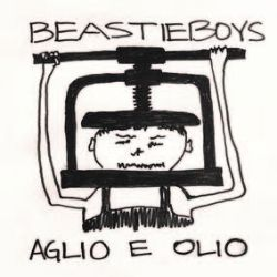 """Beastie Boys - AGLIO E OLIO (12"""") - Vinyl reissue with two newly added bonus tracks, """"Soba Violence,"""" and a rare cover of The Doors Light My Fire. (RSD212)"""