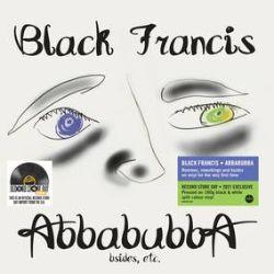 Black Francis - Abbabubba (2LP) - Remixes, reworkings and B-sides from The Pixies' Black Francis. 180G Black & White split vinyl. (RSD214)