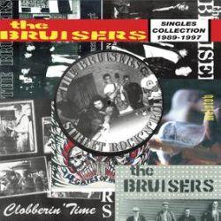 The Bruisers - The Bruisers Singles Collection 1989 (LP) Dropkick Murphys Singer AL Barr before the Dropkicks. (RSD223)