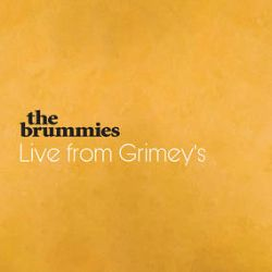 """The Brummies - Live From Grimeys (LP) - """"In celebration of The Brummies second studio album, Automatic World, the guys, in collaboration with Nashville's beloved Grimey's record store, present an exclusive 6 song live set recorded on 12/18/20. Translucent yellow vinyl. (RSD224)"""