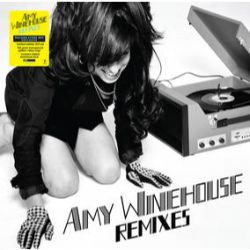 Amy Winehouse - Remixes (2LP) - Limited edition colored vinyl edition of a collection of Amy Winehouse remixes from Frank and Back To Black, for Record Store Day 2021. This 2LP set is pressed on 180 gram colored vinyl – one LP blue, one yellow. (RSD2183)