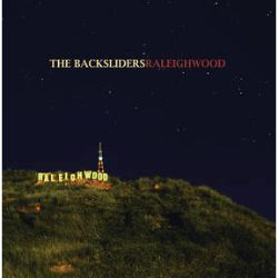 """The Backsliders - Raleighwood (12"""") - Five track EP full of late '60s and early '70s California country (read: peyote & red wine). Proceeds support NC families in need. (RSD2010)"""