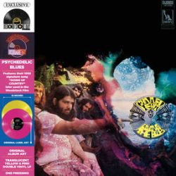 Canned Heat - Living The Blues (2LP) - One yellow and one pink LP for this, deluxe packaged, blues rock legend.  (RSD2024)