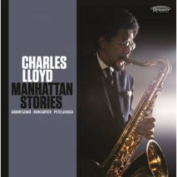 Charles Lloyd - Manhattan Stories (2LP) - Back by popular demand, the critically acclaimed release by tenor saxophone icon Charles Lloyd, is available once again as a deluxe, limited-edition (3,000 copies worldwide,) 180g, 2LP 2nd pressing - newly remastered by Kevin Gray at Cohearent Audio, cut at 33 1/3 RPM and pressed by RTI. This album features guitarist Gábor Szábo, Ron Carter and drummer Pete La Roca captured live in 1965 at Judson Hall and Slugs in New York City. The extensive booklet includes essays and rare photos. (RSD2086)