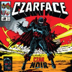 Czarface - Czar Noir (LP) - All new Czarface comic, soundtrack Czar Noir, packaged In the spirit of the Power Records series from the 70's, it's a read along with the comic package.  (RSD2031)