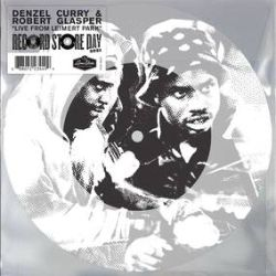 """Denzel Curry, Robert Glasper - Live From Leimert Park (7"""") - Double A-side picture disc featuring live performances from a special session in the Leimert Park. (RSD2030)"""