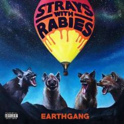 Earthgang - Strays With Rabies (2LP) - First time on vinyl for these Atlanta heads who draw on early Outkast and Goodie Mob to inspire their trippy sound.  (RSD2042)