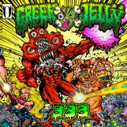 Green Jelly - 333 (LP) - First time on vinyl.  (RSD2059)