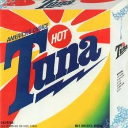 Hot Tuna - America's Choice (LP) - First time ever on colored vinyl or 180 Gram Audiophile Vinyl - translucent blue OR yellow vinyl. (RSD2067)