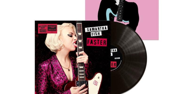 Samantha Fish Faster LP pre-order
