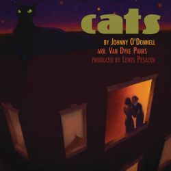 """Johnny O'Donnell - """"Cats"""" b/w """"Funny Face"""" (7"""") - This project - two songs, """"Cats"""" and """"Funny Face"""" (A-side/B-side) bring together the sophisticated song craft of singer-songwriterJohnny O'Donnell, the iconoclast arrangements of Van Dyke Parks, and the genial production touch of Lewis Pesacov into a refreshing and rewarding musical package that deserves the focus that only a 45 provides. The two unreleased songs will be available for the first time as a 7"""" single. (RSD2106)"""