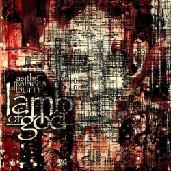 """Lamb Of God - As The Palaces Burn (LP) - Lamb Of God's third studio album, featuring the 2010 remix and singles """"Ruin, """"11th Hour"""" and """"As The Palaces Burn."""" Pressed on red-splatter vinyl. (RSD310)"""