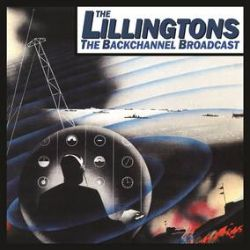 Lillingtons - The Backchannel Broadcast: 20th Anniversary Edition (LP) -  The Lillingtons are best known for their catchy tunes about the paranormal, but 20 years ago they surprised us all with the release of The Backchannel Broadcast, an album of high adventure with songs about the Wild West and Russian Spies. The vinyl for this masterpiece has been outta print for 15+ years, so we figured Record Store Day 2021 was the ideal time to celebrate the anniversary. For this limited release we're pressing the album on colored vinyl, including a retro tour poster, and the band mysteriously requested we make 641 copies of this special record. 641? It's probably some cryptic message to the mothership. (RSD2085)