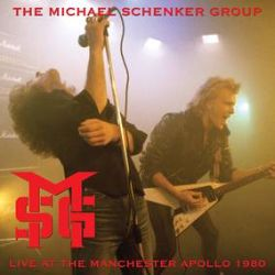 Michael Schenker Group - Live In Manchester 1980 (2LP) - RSD Exclusive Limited Double Red Vinyl. This concert was previosuly a digital only release. This is new to vinyl album - and first time physically - concert is taken from the forthcoming CD Deluxe Edition of MSG's debut album 'The Michael Schenker Group'. (RSD2093)