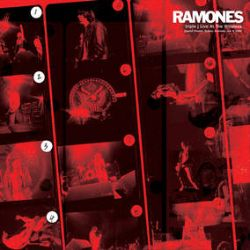 Ramones - triple J Live at the Wireless Capitol Theatre, Sydney, Australia, July 8, 1980 (LP) - A previously unissued live radio broadcast from the legendary NYC punk rockers Ramones. The famed performance - recorded in Australia during their 1980 End Of The Century tour - contains 23 tracks, many of which are rare songs from the album that did not remain in their sets following this tour. Pressed on 180gram vinyl and strictly Limited to 13000 copies, exclusively for Record Store Day 2021. (RSD2124)