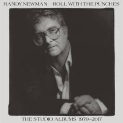 """Randy Newman - Roll With The Punches: The Studio Albums (LP BOXSET) - Black vinyl box set - The seven studio albums from 1979-2017, including """"Bad Love"""" which will be on vinyl for the first time. (RSD2104)"""