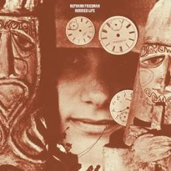 Ruthann Friedman - Hurried Life: Lost Recordings, 1965-1971 (LP) - A collection of demos, home recordings, and lost songs circa 1965-1971 from Ruthann's personal archive, including Windy, which was covered by The Association.  (RSD2051)