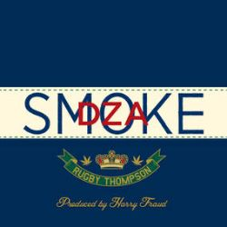 Smoke DZA - Rugby Thompson (2LP) - OOP reissue on smoke filled colored vinyl feat Schoolboy Q, Action Bronson, Sean Price, Currensy, Domo Genesis. (RSD2136)