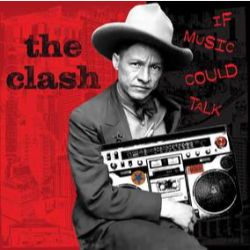 The Clash - If Music Could Talk (2LP) - Recorded as a promo for Sandinista, this collection of music (the newest masters) and interview finds the guys talking about & introducing the songs. Kozmo Vinyl handled the interview and the new artwork. (RSD2026)