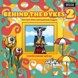 Various Artists - Behind The Dykes 2 - More Beat, Blues And Psychedelic Nuggets From The Lowlands 1966-1971 (2LP) - The follow-up to the huge successful first edition which was released on RSD2020. The concept is the same: Much sought after Dutch beat and psych rarities on a 2LP colored vinyl, with amazing artwork, track-by-track liner notes and band photos. All songs on volume 2 have been newly transferred and remastered from the original master tapes, some in their original mono versions, including 2 newly unearthed and previously unreleased gems. Limited edition of 3000 individually numbered copies on pink vinyl (LP1) and light green vinyl (LP2), gatefold sleeve, 180g. (RSD2166)