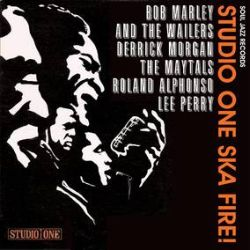 """Various Artists - Studio One Ska Fire! (7"""" Box) - Studio One is the most important label in Reggae music, described by Chris Blackwell as 'the University of Reggae'. This collectors 7' box set features legendary artists in Jamaican music ' Bob Marley and The Wailers, Toots and The Maytals, Lee Perry, Derrick Morgan, The Skatalites and more. One-off pressing for RSD only. (RSD2163)"""