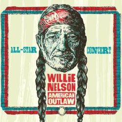 Various Artists - Willie Nelson American Outlaw (Live At Bridgestone Arena : 2019) (LP) -  This once-in-a-lifetime concert event took place Saturday, January 12, 2019 at the Bridgestone Arena in Nashville, TN. This historic event honored living legend Willie Nelson and featured his greatest hits performed by today's biggest superstars.  (RSD2173)