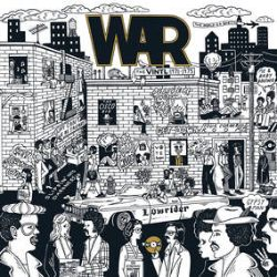 War - The Vinyl - 1971-1975 (5LP) - Exclusive color vinyl boxed set celebrating the 50th anniversary and the first five classic albums from WAR (following the departure of their former lead-singer Eric Burdon). The set showcases WAR's best-loved albums; WAR, All Day Music, The World Is A Ghetto, Deliver The Word, & Why Can't We Be Friends?. Each album will be pressed on vinyl for the first time since its original release. Strictly Limited to 5000 exclusively for Record Store Day 2021. (RSD2179)