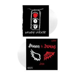"""jxdn - Angels & Demons/Driver's License (12"""") - 2 tracks - previously unavailable physically. (RSD2076)"""